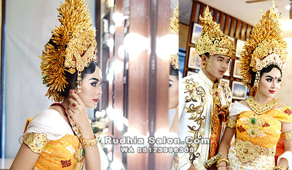 makeup wedding di bali