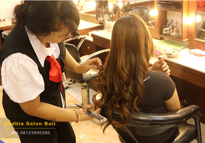 hair treatment denpasar