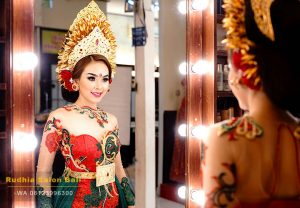 makeup wedding bali