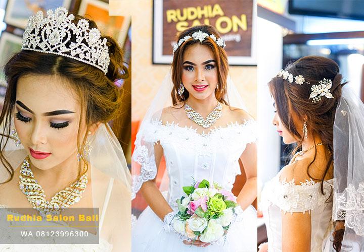 gaun bridal di bali