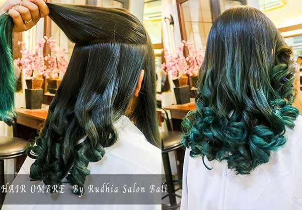 hair coloring di denpasar bali