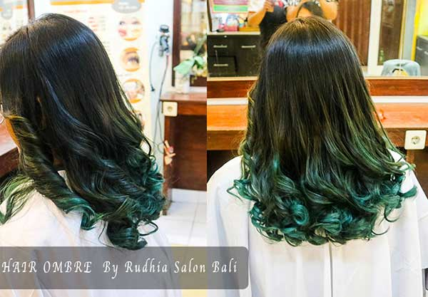 hair colouring denpasar