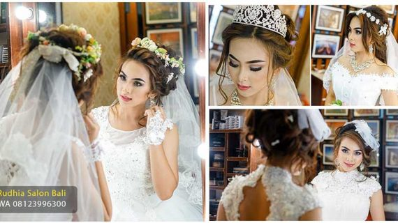 Makeup & Sewa Gaun di Bali