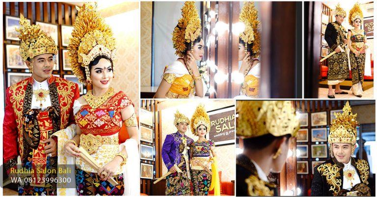 makeup wedding di bali